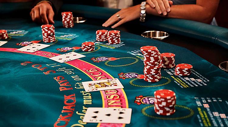 Blackjack – Spela blackjack online